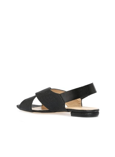 Divarese Divarese 5022873 Kadın Sandalet Siyah